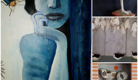 Elisabeth Hölz: Offenes Atelier in Unterstotzen