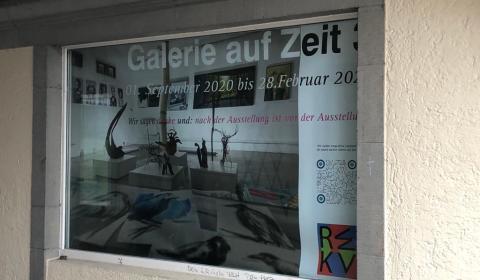 Ravensburg-Weingartener Kunstverein: Galerie sauf Zeit 3 erfolgreich trotz Lockdown