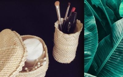 Crocheted Toiletry Set