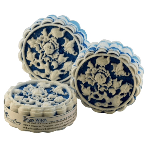 Snow Witch Moon Cakes