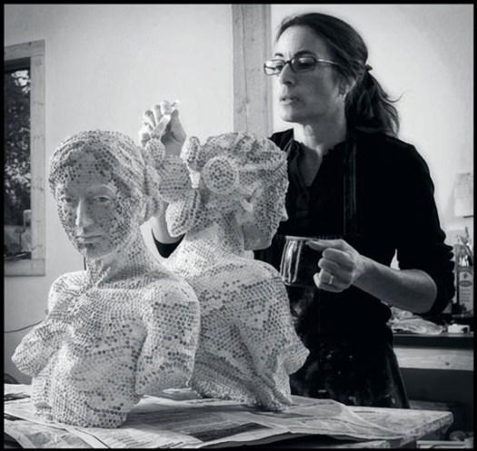 AdrianArleoWithSculpture