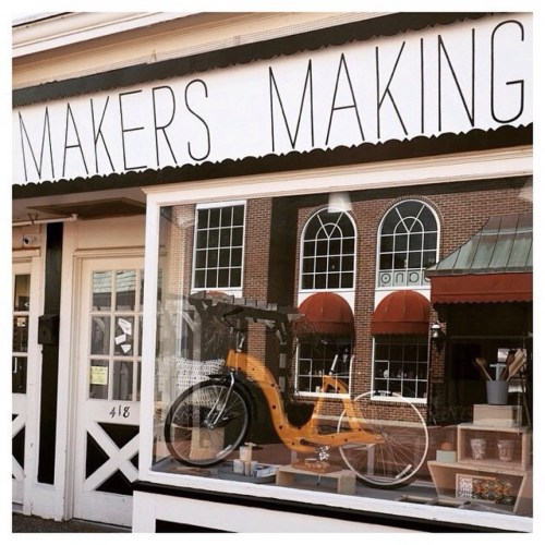 Makers Making In Cape May, NJ