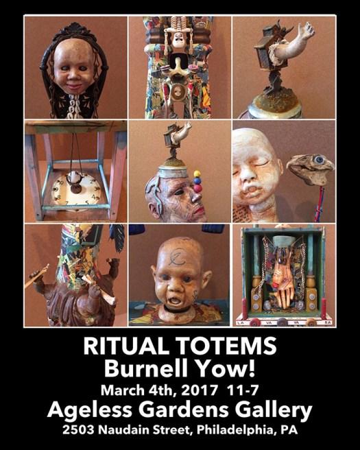 Ritual Totems