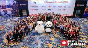 Destination Canada Showcase Canada 2018 Beijing, China