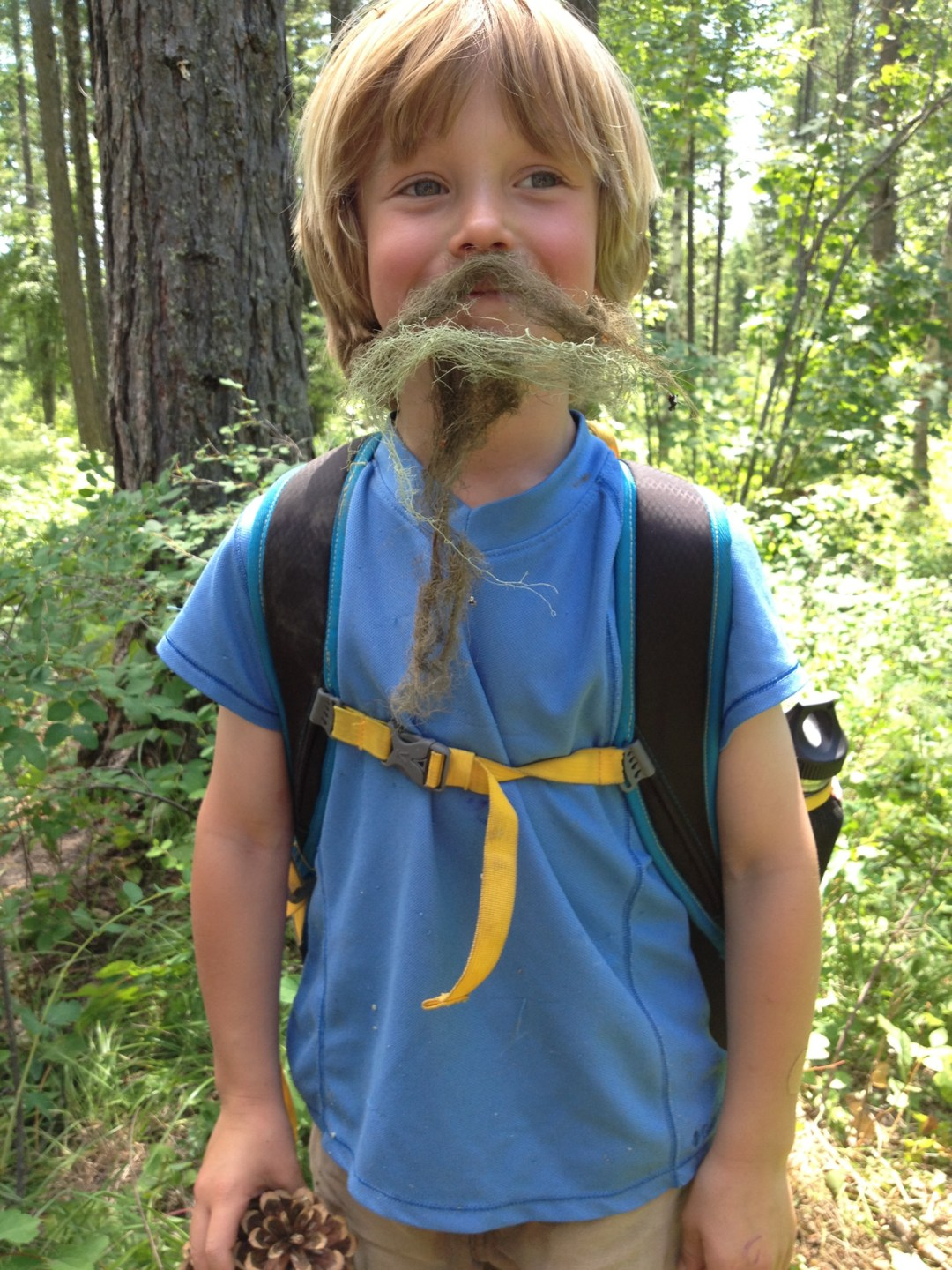 Ravenwood Nature Kids Fun Beard