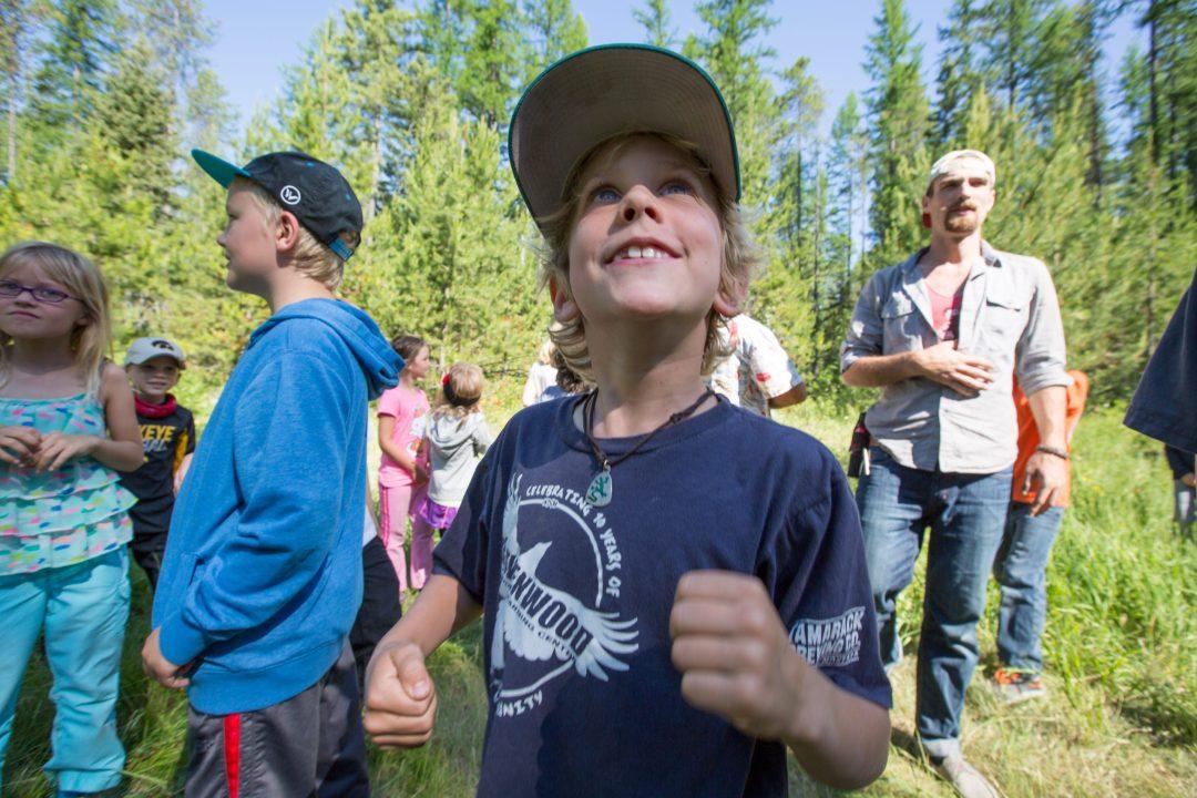 Ravenwood.nature.kids.camp.Owen.closeup