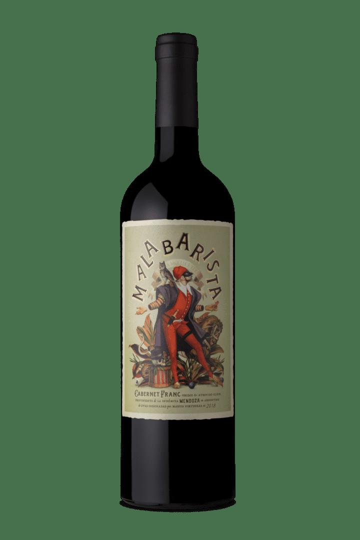 Bottle Malabarista Cabernet Franc