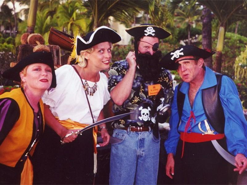 xpedx Hawaii Treasure Hunt