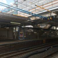 【野崎駅】着実に野崎駅が近代化して来ましたよ!