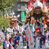 【地車】これが野崎の祭りやで