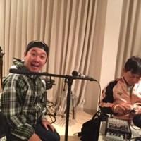 寝屋川のエコ仮面 ヒラタさんのラジオ番組に芸人さんを出して貰うため 強引に出演です。FMマザーシップ