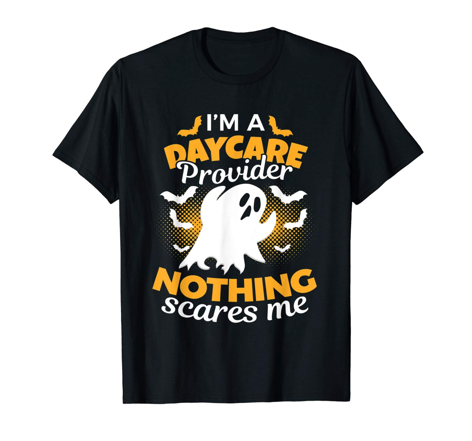 Halloween Daycare Worker Teacher Day Care T Shirt