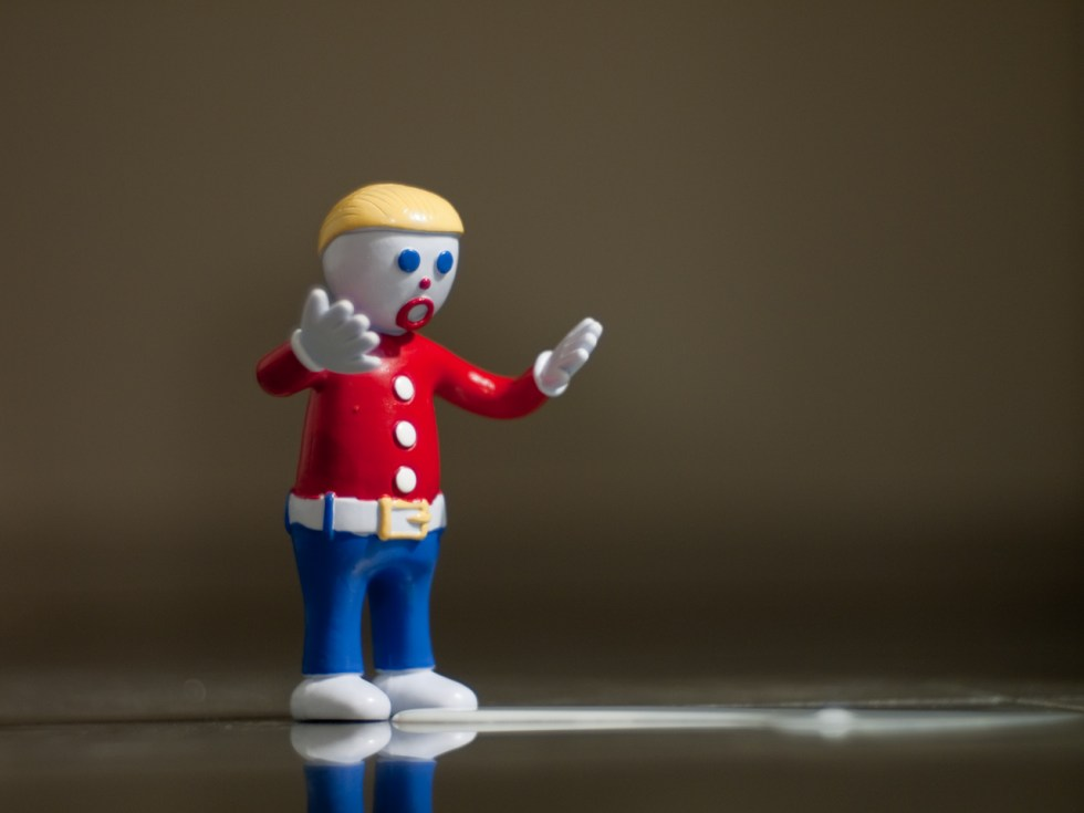 Oh no! Mr. Bill! - photo by phobus