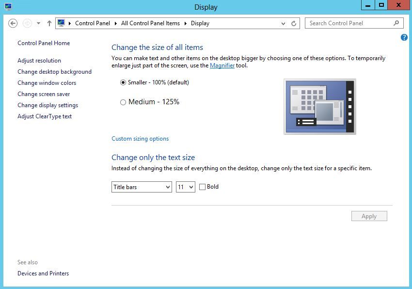 windows-server-2012-display-control-panel