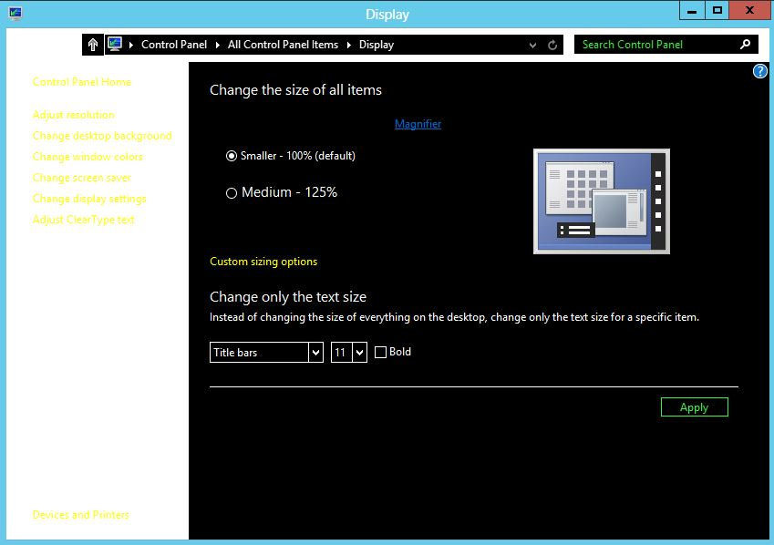 windows-server-2012-weird-strange-color-issue-yellow-text-black-background