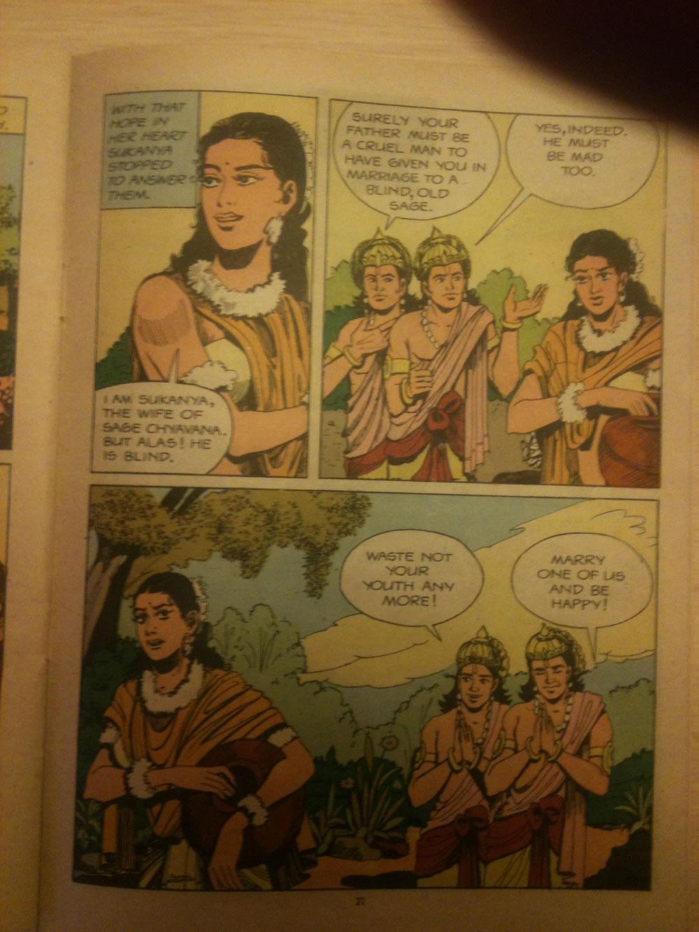 Synopsis | Ravi Shankar Opera Project
