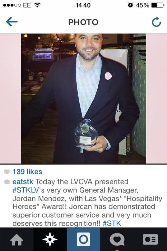 Ravi Shukle Facebook Marketing Expert STK Customer service award