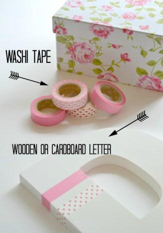 washi-tape-lettera