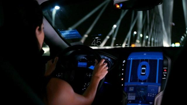 Automotive vision technology