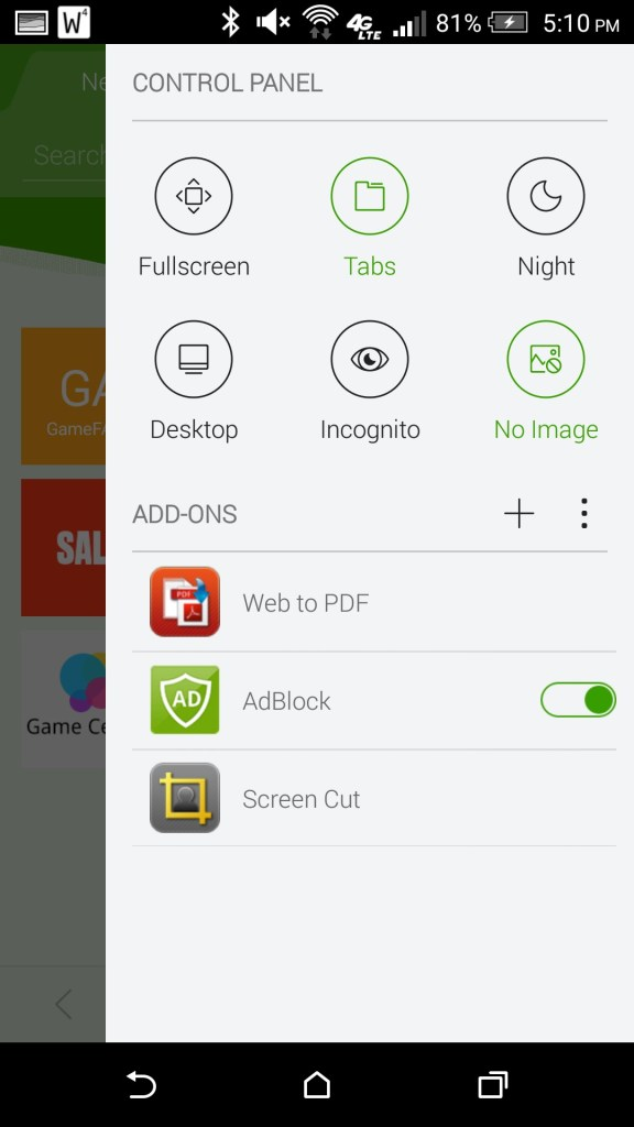 Tips to Save Data Usage on Dolphin Browser