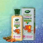 Dabur Baby Massage Oil #FirstLove