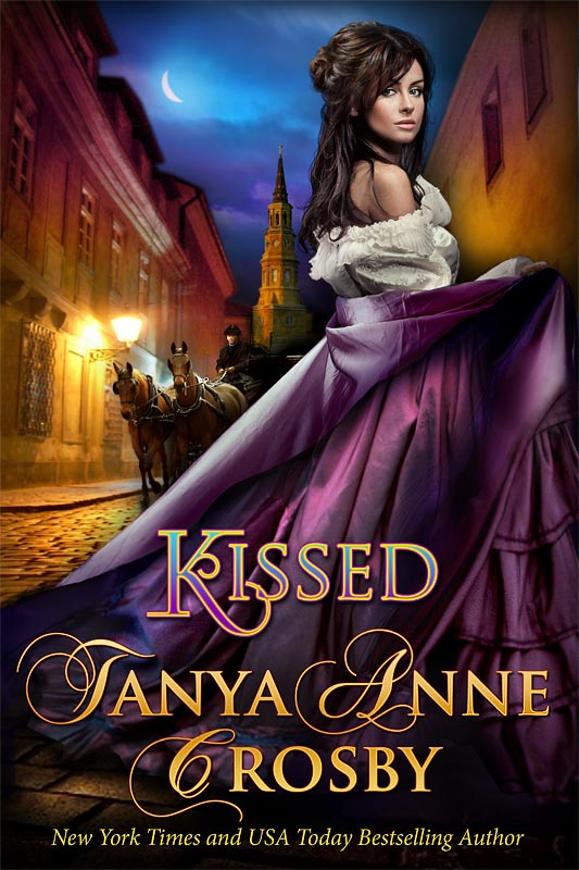 Kissed Book Cover Art