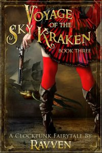 The Voyage of the Sky Kraken by Ravven