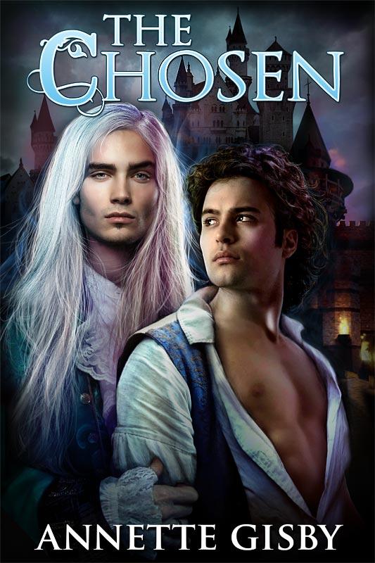 The Chosen Book Cover Art
