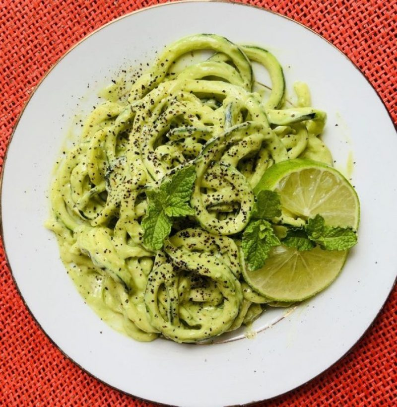 how-too-cook-zucchini-noodles-in-microwave
