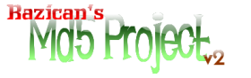 Md5 Project