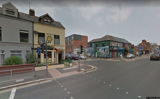 """Two Belfast men are subjected to a """"homophobic attack"""""""