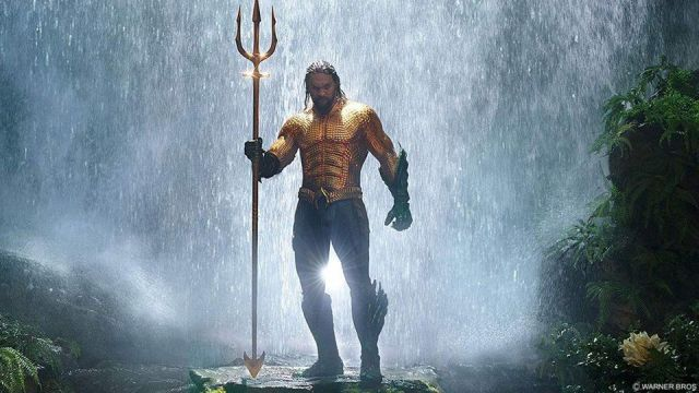 FILM REVIEW for Aquaman
