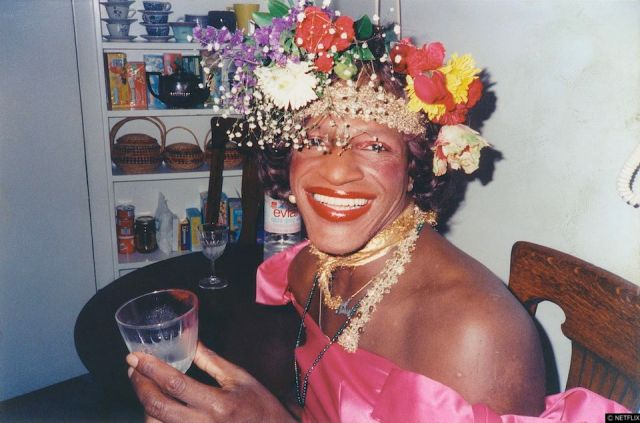 did Martha P Johnson throw a brick at Stonewall