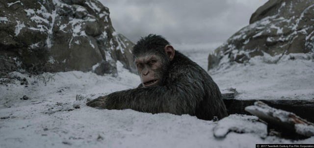 FILM REVIEW | War For The Planet Of The Apes