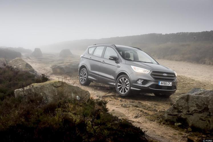 Car Review Ford Kuga Titanium X Sport   Tdci