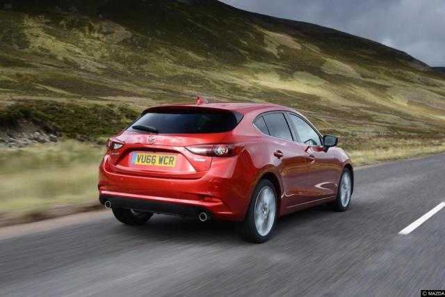 CAR REVIEW | Mazda 3 1.5 105ps Sport Nav Diesel