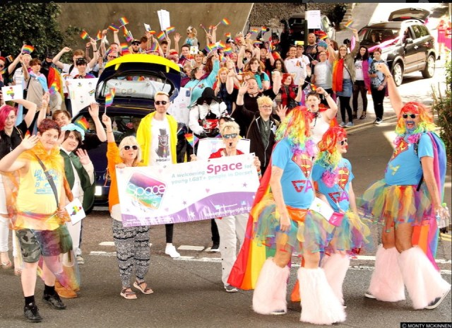 When does Bournemouth Pride start