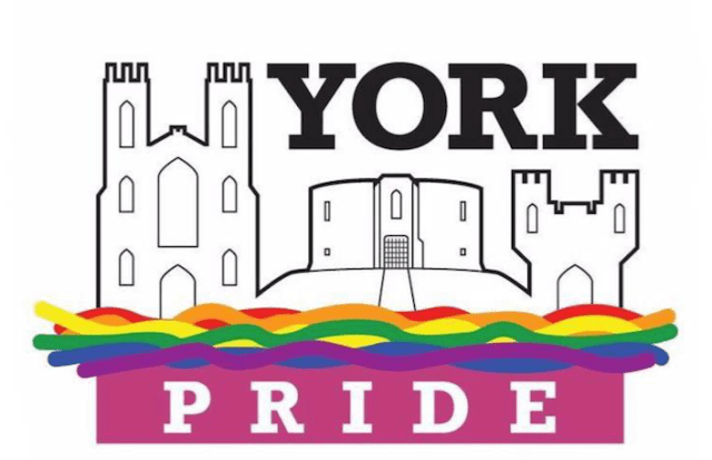 What time does the York Pride parade begin and where does it set off from?