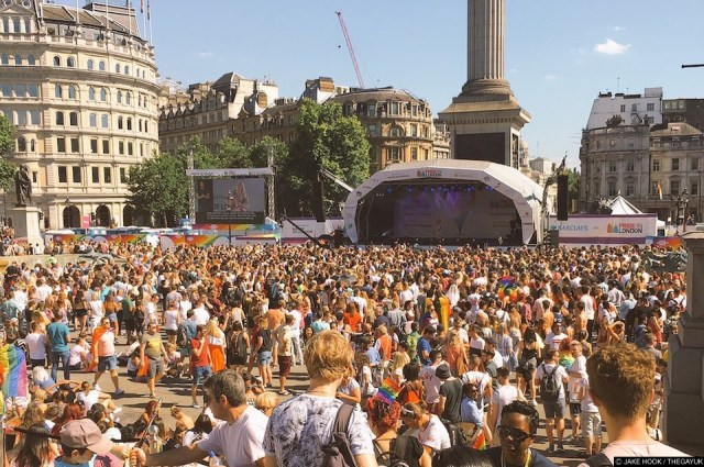 Pride In London announces biggest organisational restructuring since 2012