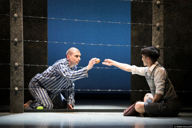 Boy In The Stripped Pyjamas review