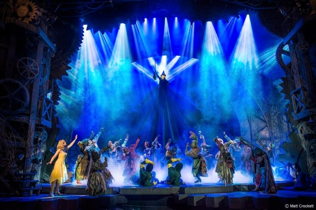 Wicked Theatre review,