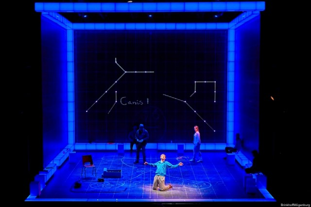 REVIEW | The Curious Incident Of The Dog In The Night-Time, Milton Keynes Theatre width=