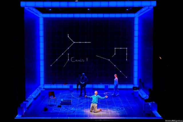 REVIEW | The Curious Incident Of The Dog In The Night-Time, Kings Theatre Glasgow