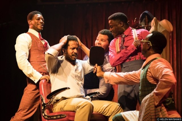 THEATRE REVIEW | Five Guys Name Moe, Marble Arch Theatre London
