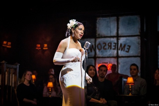 THEATRE REVIEW   Lady Day at Emerson's Bar and Grill, Wyndham's Theatre, London