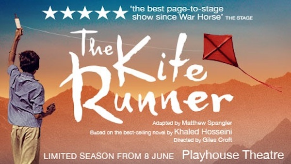 Book tickets for The Kite Runner at the Playhouse Theatre, London