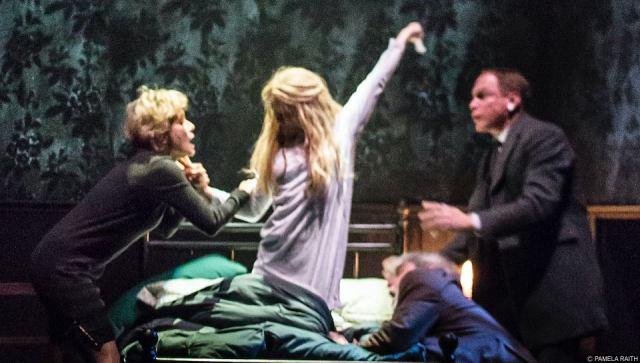 THEATRE REVIEW | The Exorcist, Phoenix Theatre, London