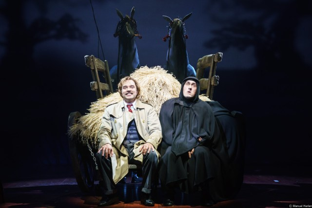 THEATRE REVIEW   Young Frankenstein, Garrick Theatre, London