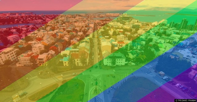 gay travel to Iceland