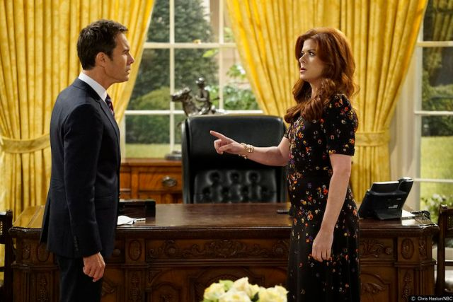what time is Will and Grace on TV